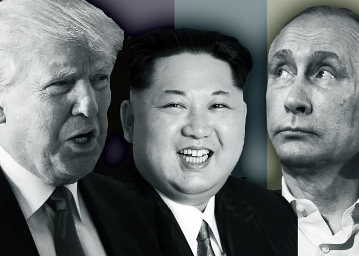 """Trump attacca tutti: """"Assad animale, Putin va col diavolo"""". Ed è pronto a guerra in Corea"""