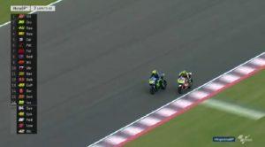 Valentino Rossi, lo spettacolare sorpasso su Crutchlow VIDEO