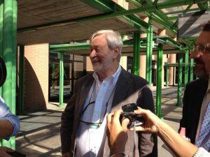 No Tav, Gianni Vattimo assolto per la visita in carcere agli attivisti