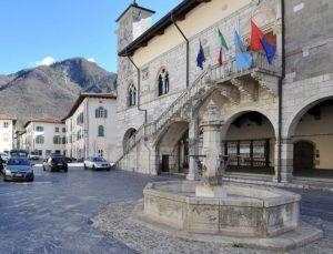 Venzone in provincia di Udine è il Borgo più bello d'Italia