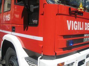 Firenze, corpo carbonizzato di un uomo in un furgone