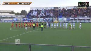 Virtus Francavilla-Fondi Sportube: streaming diretta live, ecco come vedere la partita