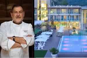 Vissani consiglia, Hotel Ristorante Aqualux, a due passi dal Lago di Garda