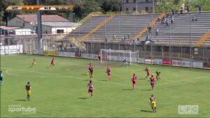Viterbese-Alessandria 1-1: guarda gli highlights Sportube - VIDEO