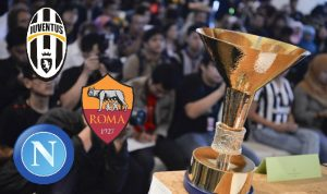 Serie A, volata scudetto-secondo posto: calendario Juventus, Roma, Napoli