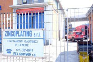 Riccardo Pergola, morto operaio intossicato da acido alla Zincoplating di Moncalieri