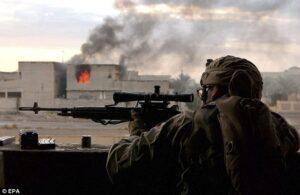 Iraq, cecchino inglese uccide jihadista da 2.5 km con un solo colpo