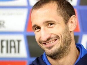 """Giorgio Chiellini: """"Triplete Juve? Folle pensarci prima della Coppa Italia"""""""