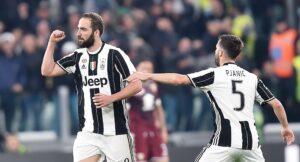 Juventus-Torino 1-1. Cuore granata, Higuain pareggia il derby al 92'