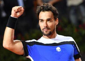 Tennis, internazionali Roma: Fognini elimina Murray, numero 1 al mondo