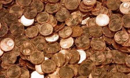 Monetine da 1 e 2 centesimi, dal 1 gennaio 2018 forse saranno aboliti