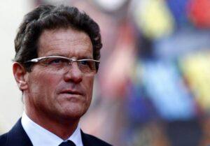 """Fabio Capello: """"Addio Totti? Monchi è arrivato dalla Spagna per dirlo..."""""""
