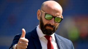 """Roma, Monchi: """"Totti lo vorrei al mio fianco. De Rossi rimarrà"""""""