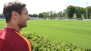 Francesco Totti, quale futuro: dirigente o ancora giocatore? VOTA