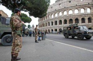 Roma, dopo l'attentato di Manchester è massima allerta per i grandi eventi
