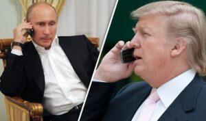 """Trump chiama Putin e apre a Kim Jong-un. Ma Corea del Nord: """"Bombardieri Usa in volo, vogliono guerra"""""""
