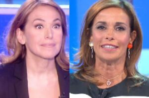 """Barbara D'Urso contro Cristina Parodi: """"Lei fa vedere parti in diretta e..."""""""