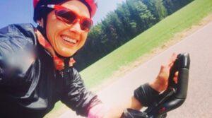 Julia Viellehner è morta, la triathleta era sta investita da un camion