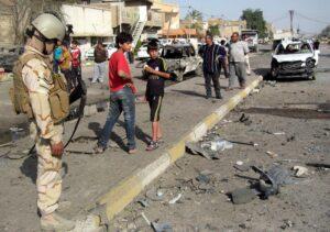 Iraq, altro attentato dell'Isis a Baghdad: 9 morti, anche bambini