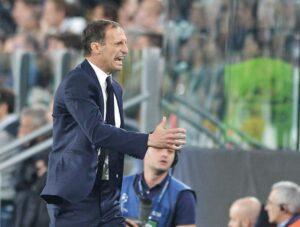 """Allegri: """"Juventus ha molte possibilità di vincere la Champions"""""""