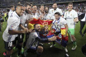 Real Madrid vince scudetto come Juventus, ora la finale Champions