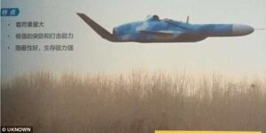 Cina, svelato il nuovo drone in grado di colpire le portaerei