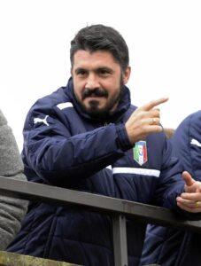 """Gennaro Gattuso tranquillizza Vincenzo Montella: """"Milan? Non sono pronto"""""""