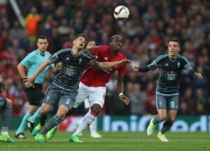 Manchester United-Celta Vigo 1-1, highlights Europa League