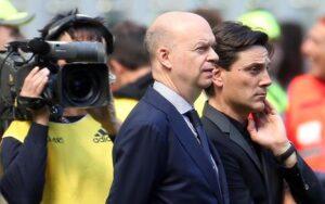 """Calciomercato Milan, Fassone: """"Investimenti importanti per competere subito"""""""