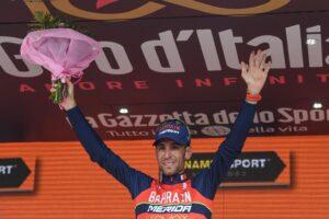 Giro d'Italia, Vincenzo Nibali si prende lo Stelvio