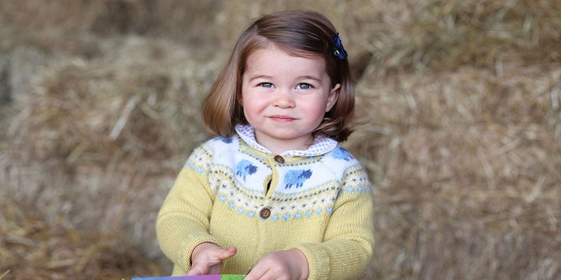 Kate Middleton, Charlotte compie 2 anni
