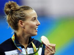 Tania Cagnotto vince e si ritira dopo 41 medaglie internazionali