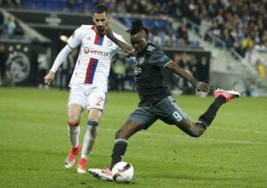 Lione-Ajax 3-1, highlights Europa League: Dolberg decisivo
