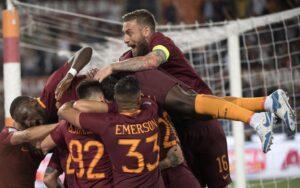 """Roma-Juve, De Rossi: """"Abbiamo rimesso sotto il Napoli, vittoria chiave"""""""