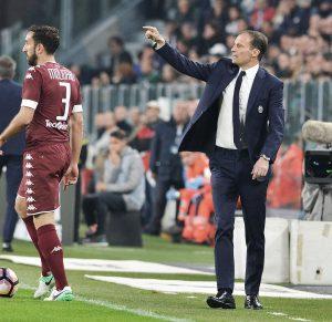 """Juve-Torino, Allegri soddisfatto: """"Il pareggio avvicina lo scudetto"""""""