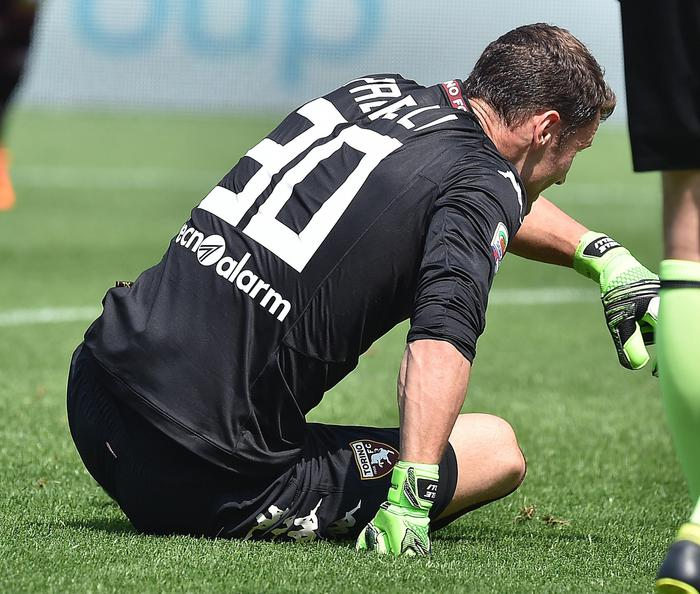 Padelli, tutto fatto con l'Inter: sarà il vice-Handanovic