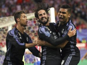 Champions, Juventus-Real Madrid in finale. Atletico vince ma non basta