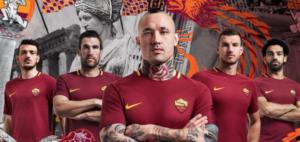 As Roma, anticipazioni nuova maglia (FOTO): Totti e De Rossi non ci sono