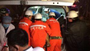 Cina, esplosione per fuga di gas in tunnel ferroviario: 12 morti
