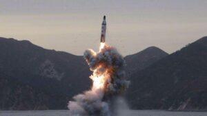 Corea del Nord, testato missile per armi nucleari