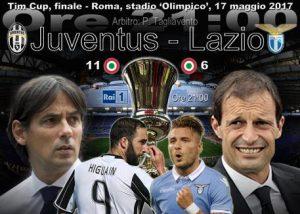 Juventus-LaziO DIRETTA PAGELLE HIGHLIGHTS FORMAZIONI UFFICIALI FOTO COPPA ITALIA FINALE