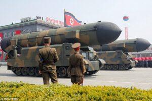 Missile fuori controllo si dirige verso la Russia Corea del Nord lo abbatte