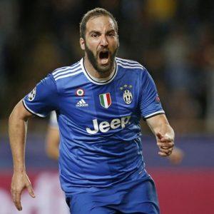 "Monaco-Juventus 0-2, Higuain: ""Doppietta? Voglio la finale"""