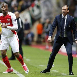 """Monaco-Juve, Allegri: """"Buffon numero uno, Pjanic mi fa arrabbiare"""""""