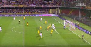 Perugia-Benevento diretta pagelle formazioni ufficiali serie b playoff