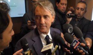 """YOUTUBE Roberto Mancini: """"Io al Milan? Per ora non c'è assolutamente niente"""""""