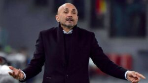 """Luciano Spalletti: """"Totti vuole fare il vicepresidente della Roma"""""""
