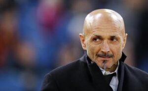 """Luciano Spalletti: """"Totti? Roma non ritirare la maglia numero dieci"""""""
