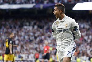 "Champions League, Zidane esalta Cristiano Ronaldo: ""E' unico"""
