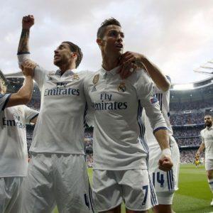 Champions, Real ipoteca finale: 3-0 all'Atletico con tris di Cristiano Ronaldo